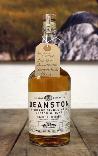 Deanston Hand Filled 2016