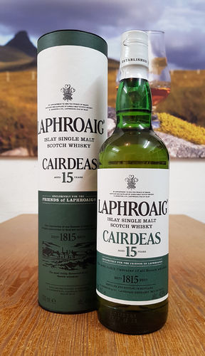 Laphroaig Cairdeas 15-years-old