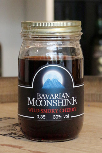 Bavarian Moonshine - Wild Smoky Cherry
