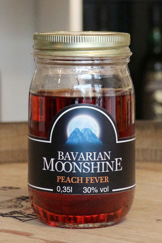 Bavarian Moonshine - Peach Fever