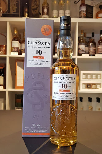 Glen Scotia Peated 10 Jahre