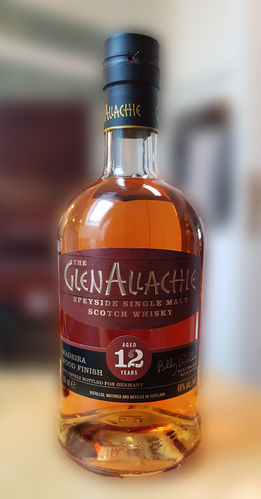 The Glenallachie 12 Jahre Madeira Wood