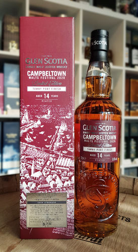 Glen Scotia 2006 Campbeltown Malts Festival 2020