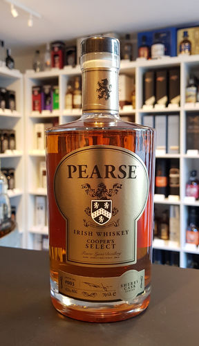 Pearse Cooper's Select Batch 3