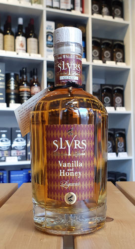 Slyrs Vanilla and Honey 35cl